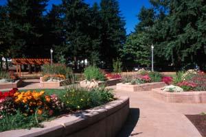 Portland Memory Garden at Ed Benedict Park